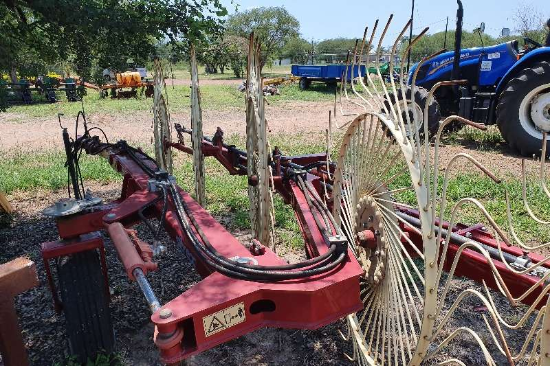 Other Rakes Sitrex TR9/S Rake. Haymaking and silage