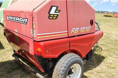 Other Round balers Laverda 1.2m Baler Haymaking and silage