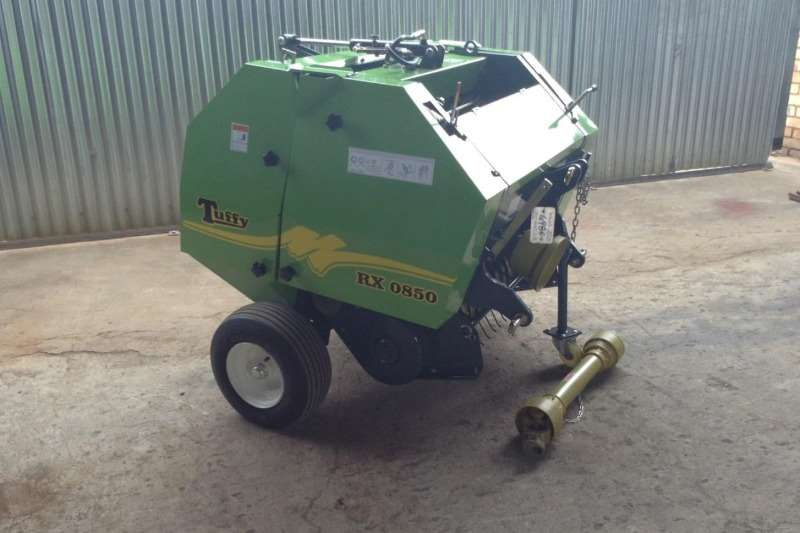 Other Haymaking and silage Round balers TUFFY ROUND BALERS 2019