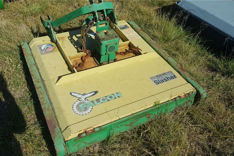 Other Haymaking and silage Slashers Falcon F25/90