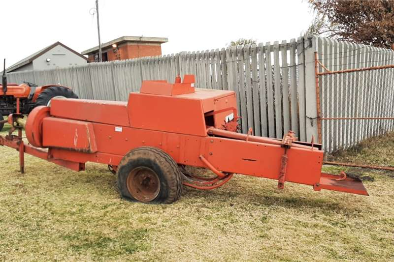 Other Square balers Deutz Fahr HD 440 Square Twine Baler Haymaking and silage
