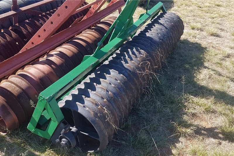 Other Haymaking and Silage Teff Rollers