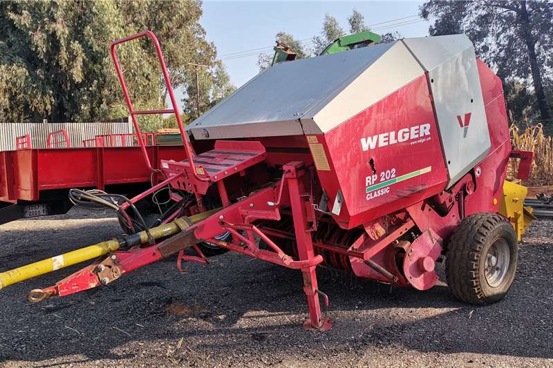 Other Welger Round Baler Haymaking and silage