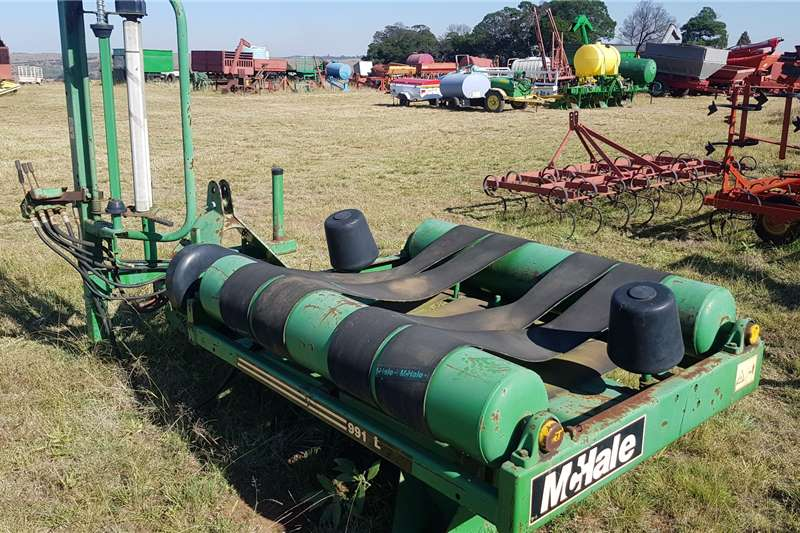 Other Haymaking and silage Wrappers McHale Bale wrapper