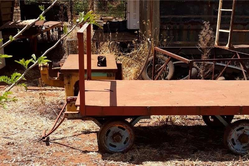 Other Heavy Duty Trolley