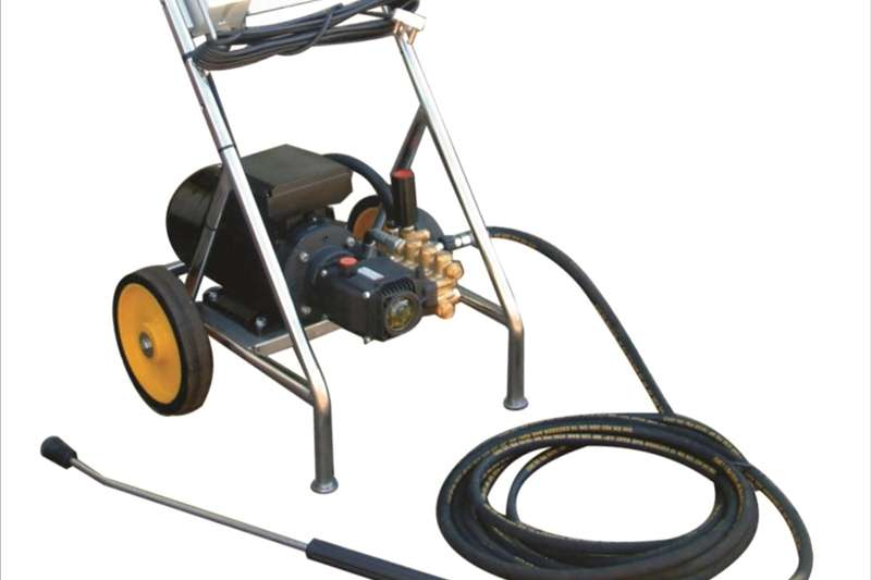 Other High Pressure Cleaning Equipment and Washers