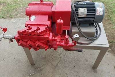 High Pressure Drain Cleaning Pump Other