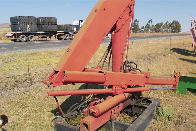 Hydraulic Crane for Truck and Tractor Other