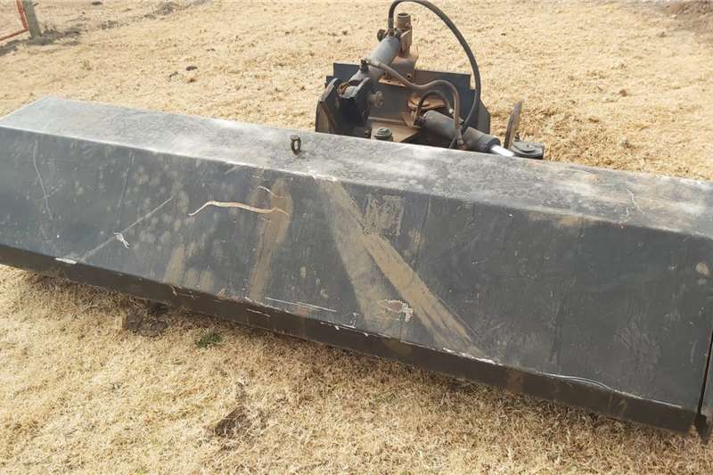 Hydraulic Road Broom Sweeper Other