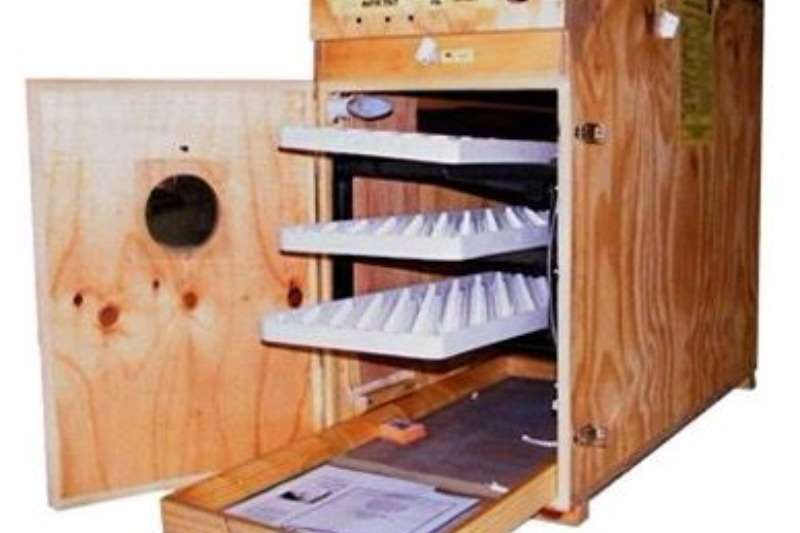 Other Incubator & Hatching tray, 500 egg