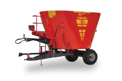 JBH AGRI 2.5M³ VERTICAL FEEDMIXER+SCALE   TRAILED Other