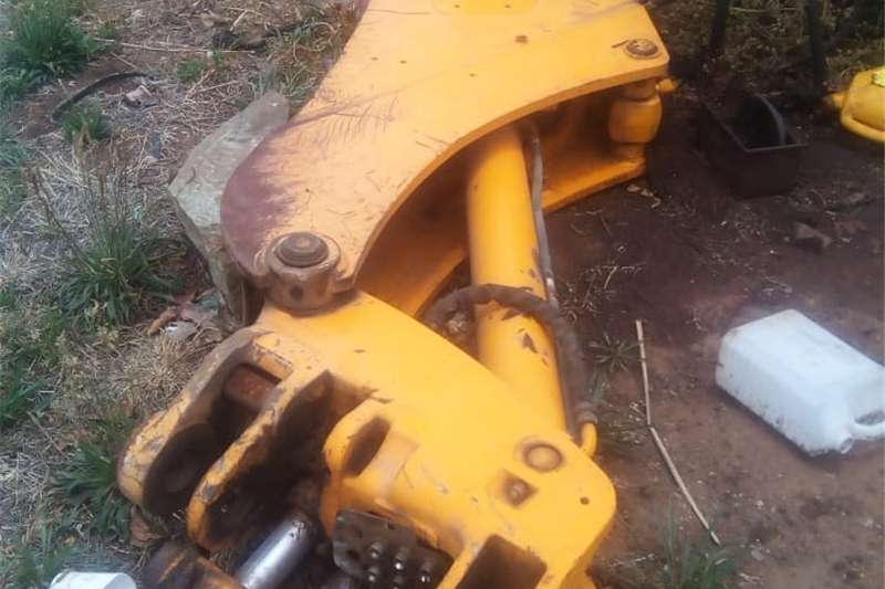 Other JCB 3CX back actor arm