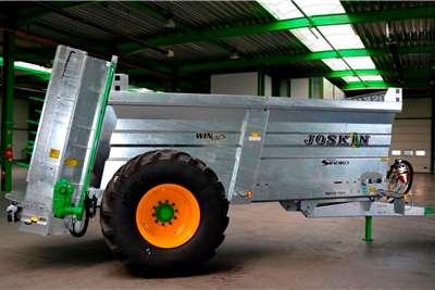 Joskin Manure Spreaders Siroko 5013/12 Other