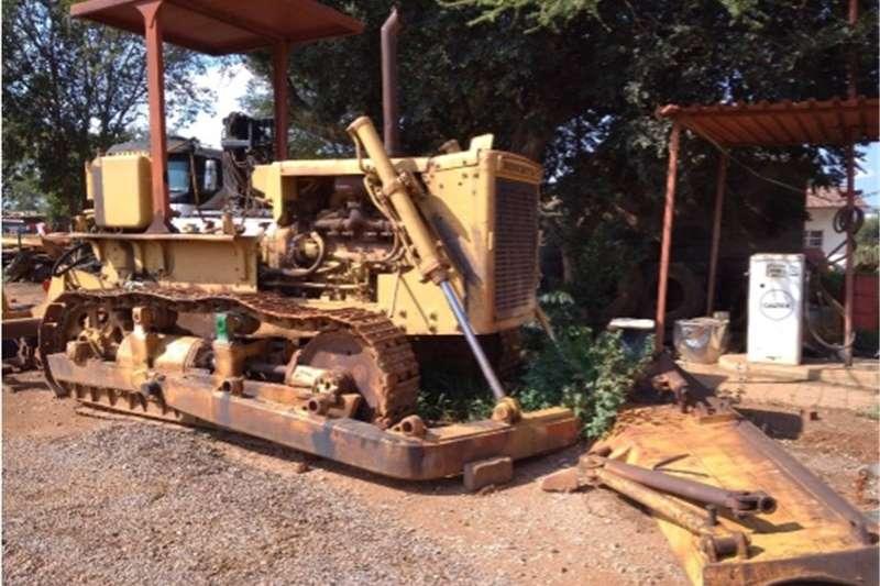 Komatsu D60 Trax Bulldozer Other