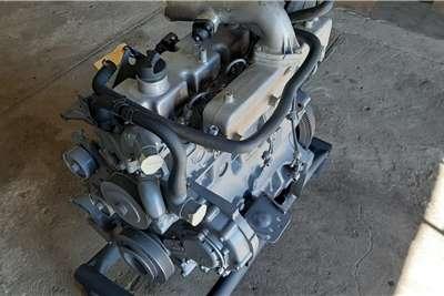 Mahindra Bolero Scorpio 2.5 Turbo Engine Other