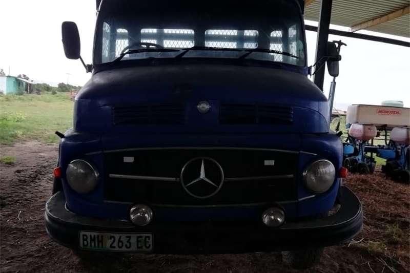 Mercedes Benz 1418 platbak Other