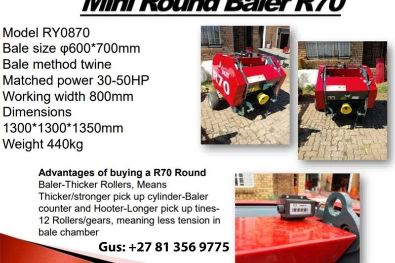 Mini Round Baler R70 Other