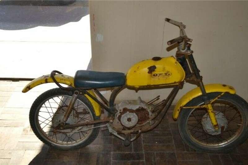 Motorcycle Yamaha 1973 Other