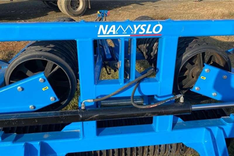 2021 Other  Namyslo Tiger Cambridge Roller 62/500