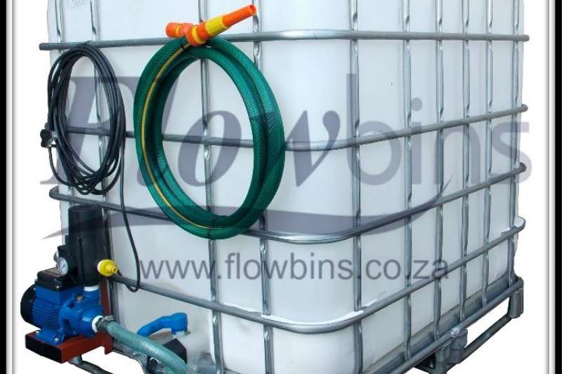 Other NEW 1000L Swimming Pool Backflush Unit / Water Sav 2020