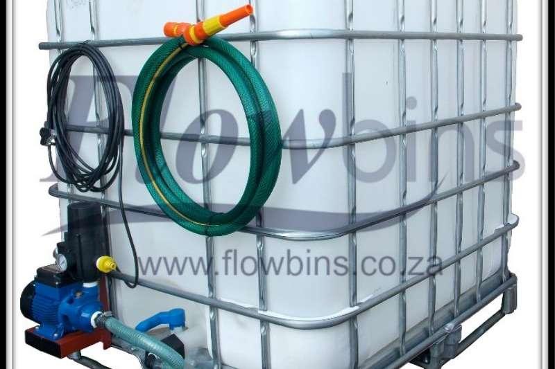 NEW 1000L Swimming Pool Backflush Unit / Water Sav Other