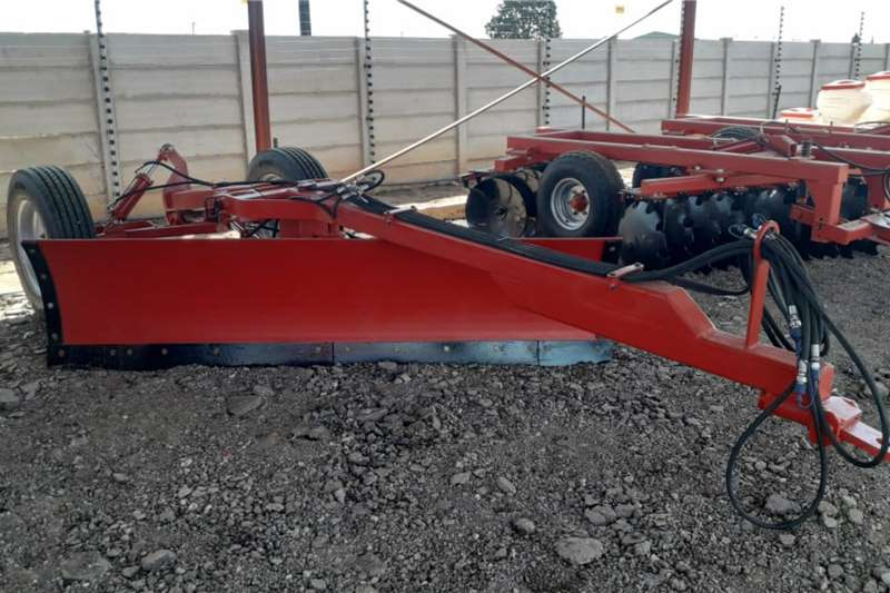 New 3000mm trailed hydraulic grader Other