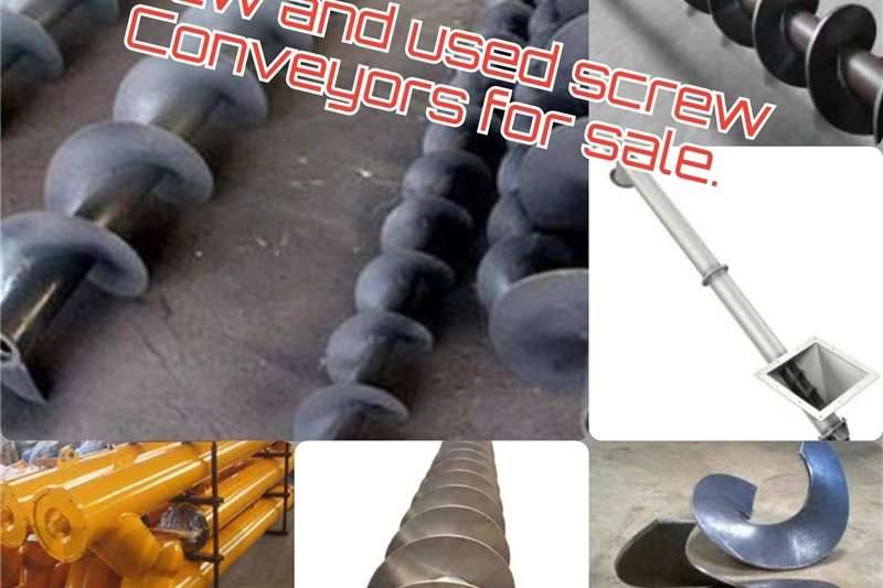 New and Used Screw Conveyors for sale Other