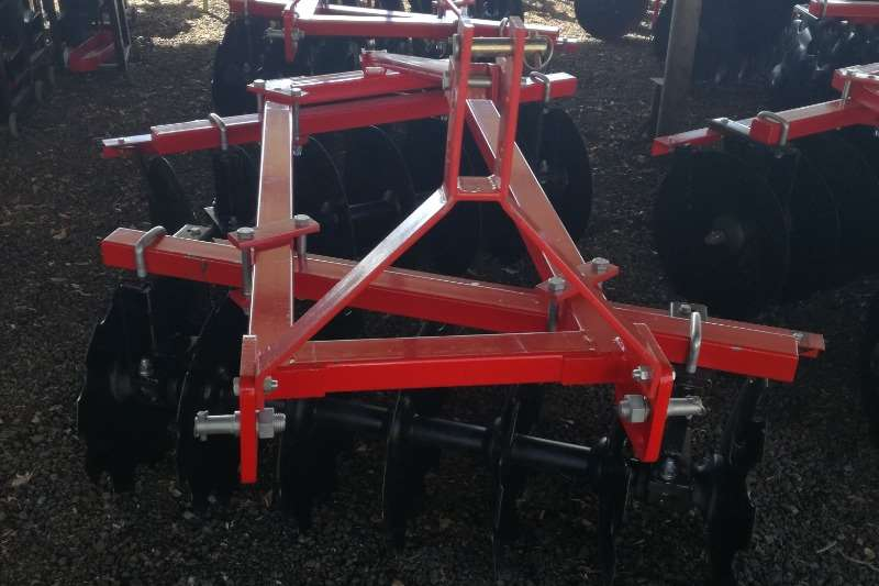 New Disk Harrows 14  24 Disks available Other