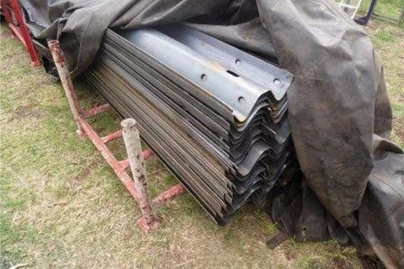 Other New galvanized and non galvanized highway barriers