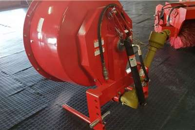 New pto driven concrete mixers Other