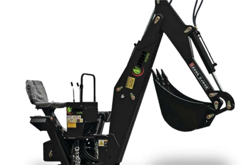 New Tractor mounted backhoe attachments Other