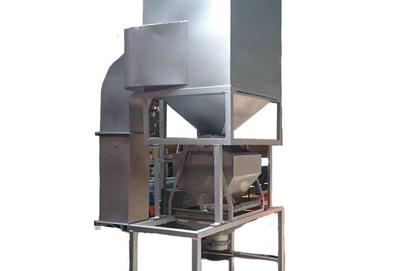Pellet cooling+grader. 1.5m³ capacity. Other