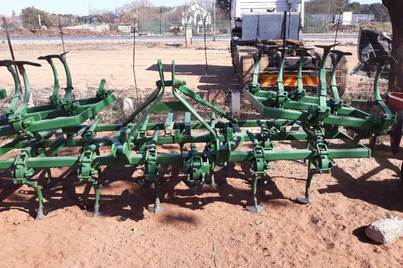 Other 18 TOOTH TILLER RAKE Planting and seeding