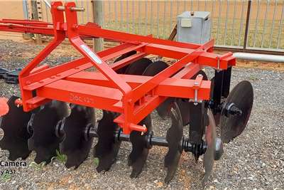 Other 7x7 Disc Harrow Planting and seeding equipment