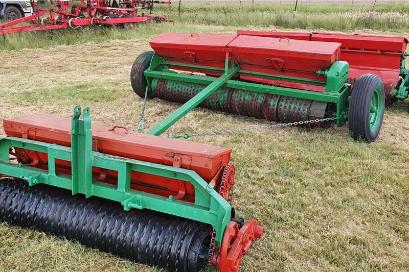 Other Planting and seeding equipment Drawn planters Brillion Fine seed planters 1.5m 3m