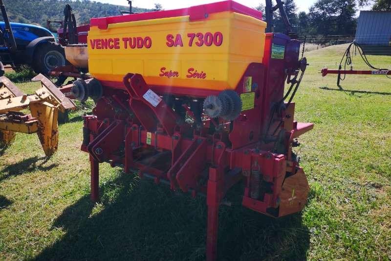 Other Planting and Seeding Equipment Drawn Planters Vence Tudo SA 7300 1.2meter Fine Seed Planter