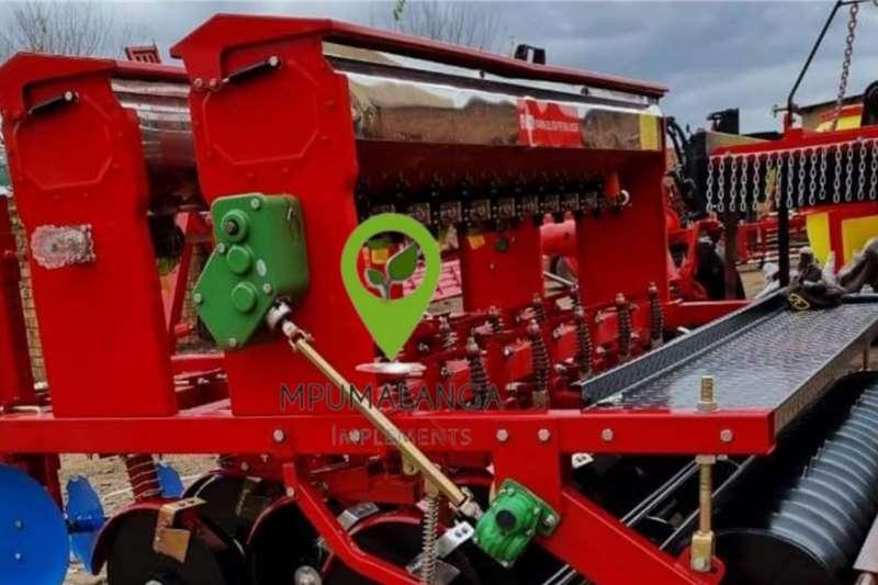 Other Fine Seed Planter 8 &12 Row c/w fertiliser bin Planting and seeding equipment
