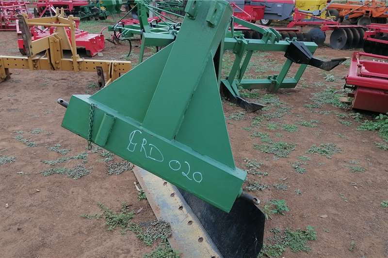 Other GRADER Planting and seeding equipment
