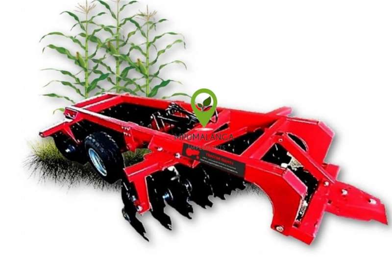 Other TG Hydraulic Trailed Disc Harrow (18), (24) Planting and seeding equipment