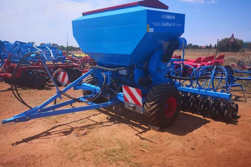 Other Planting and Seeding Lemkem solitair 9, fine seed planter 2018
