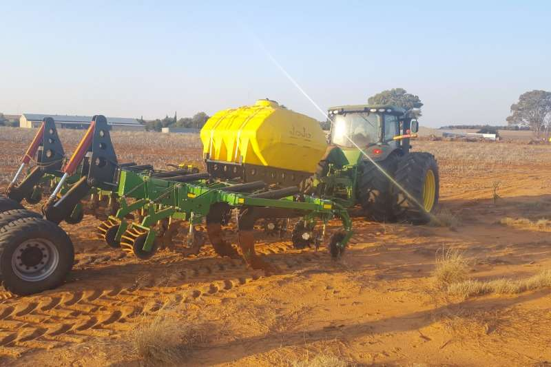 Other Planting and seeding Other planting and seeding Riptill / Striptill with Agrico T1000 Tine 2019