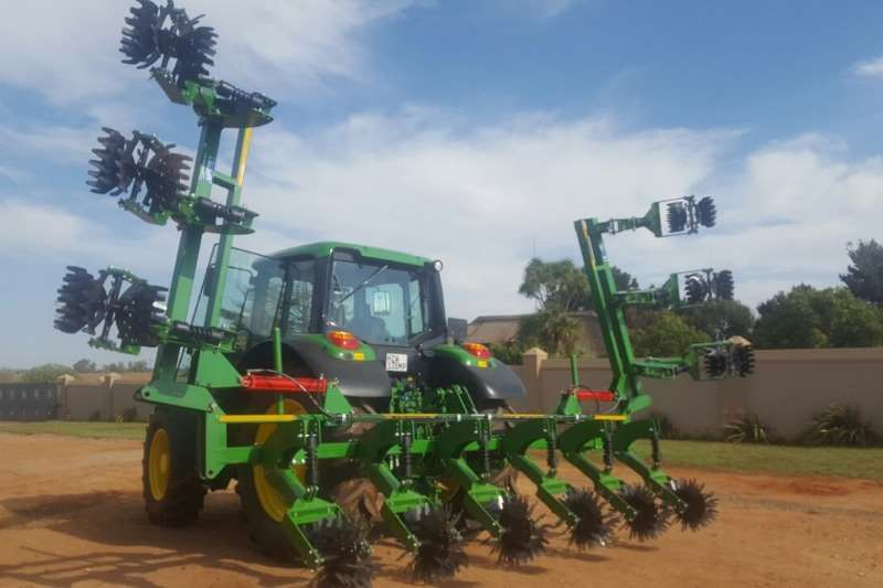 Other Planting and seeding Other planting and seeding Rolegtand / Rotary Hoe 2019