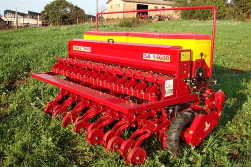 Other Other planting and seeding Seed Drill with Fine Seed Bin ( no till ) Planting and seeding