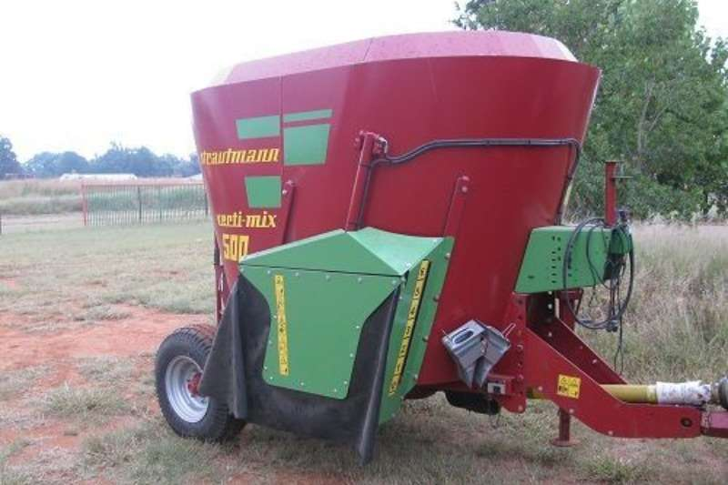 Other Other planting and seeding Vertical Feed Mixer ( Verti Mix 500 ) Planting and seeding