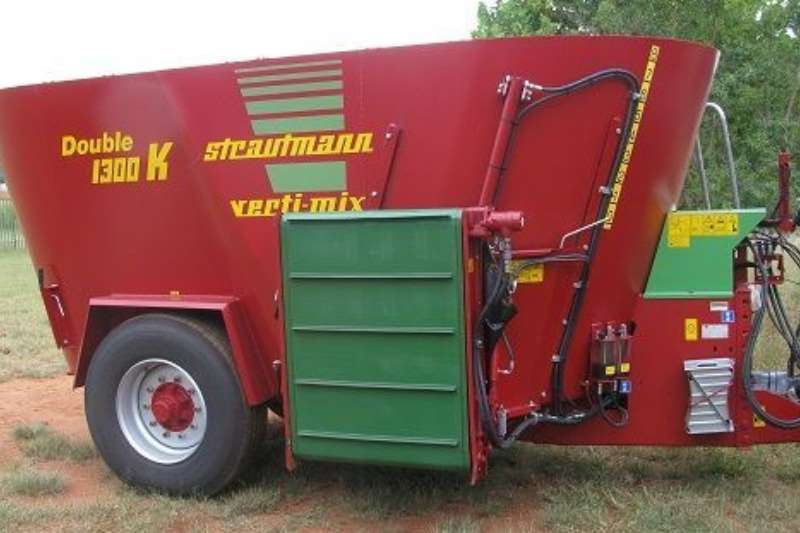 Other Planting and seeding Other planting and seeding Vertical Feed Mixer ( Verti Mix Double 1330K )