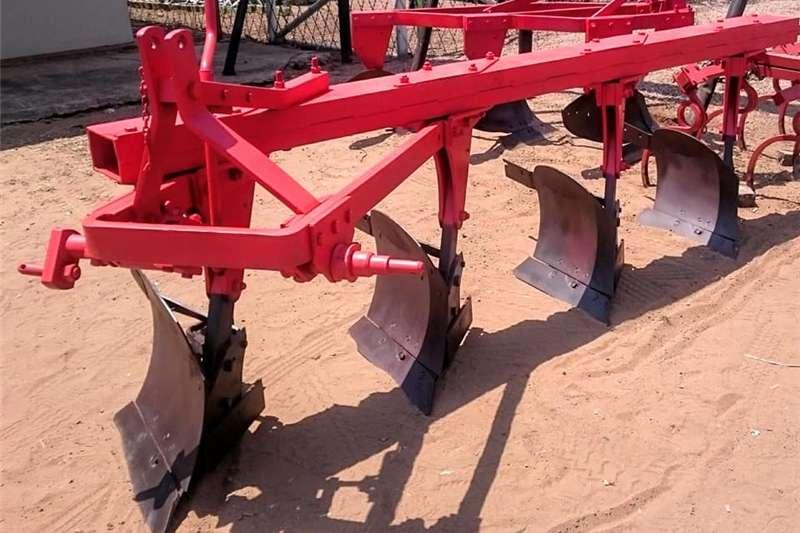 Other ploughs 4 Framed plough