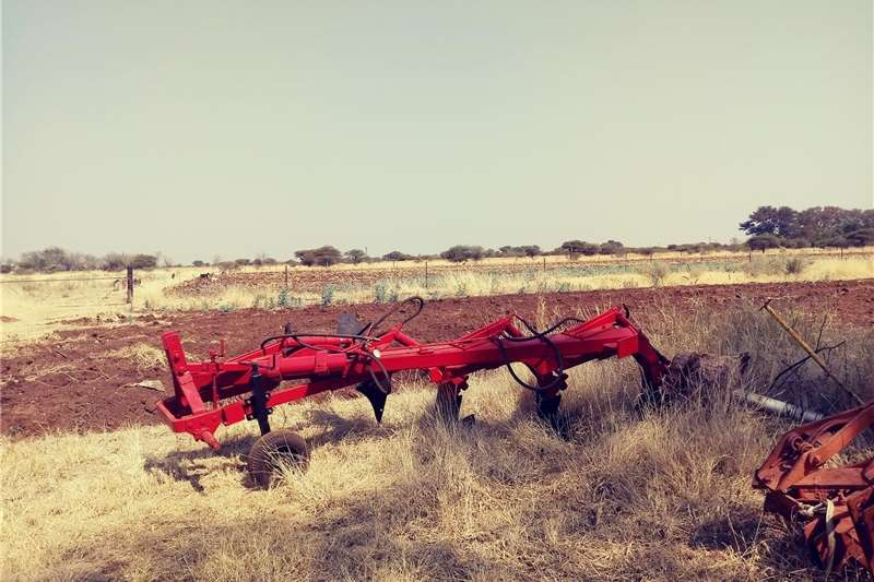 Other ploughs Hydraulic Plough 4xSheer