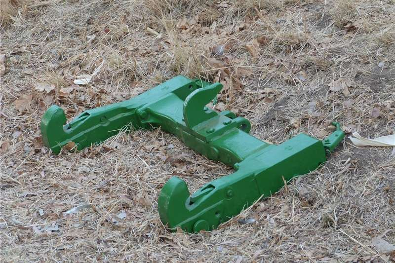 Other ploughs John Deere 3 point quick hitch
