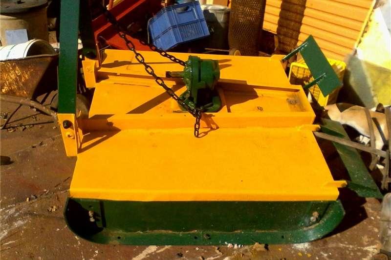 Other ploughs slasher
