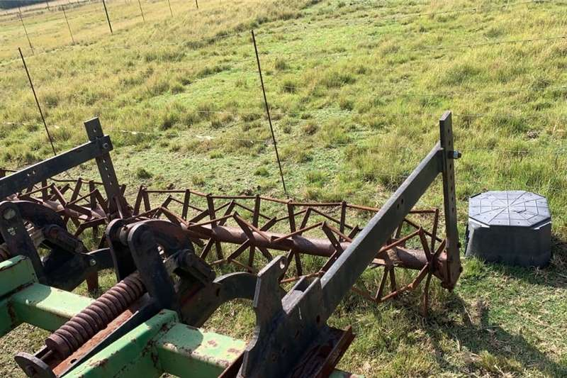 Raduim ripper 17 Tand met Rollers Other